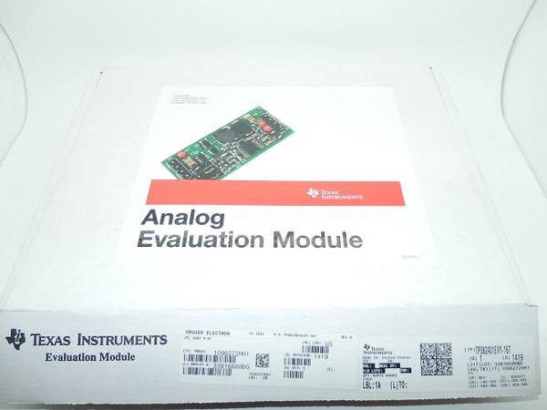 Texas Instruments Evaluation Module TPS62401EVM-167