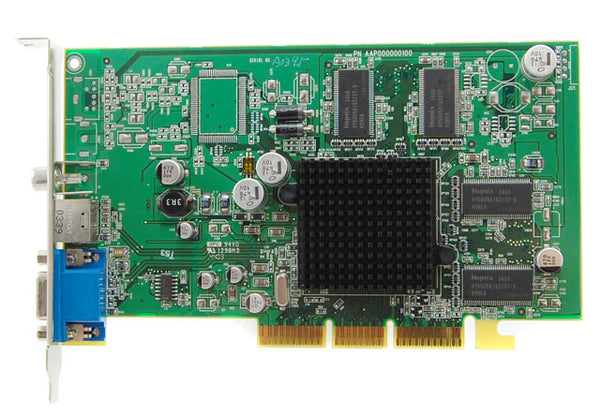 Celestica Radeon 9200 256MB AGP 4X/8X TV Out Video Card AA1000000119