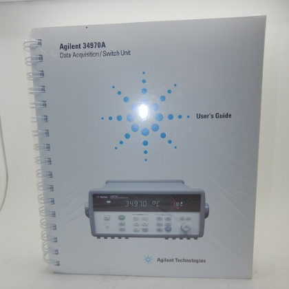 Agilent Data Acquisition/Switch Unit Users Guide 34970A