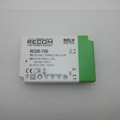 Recom LED Power Supply RCOB-700
