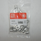 25 Pack of RS Pro Uninsulated Ring Terminal 809-2322