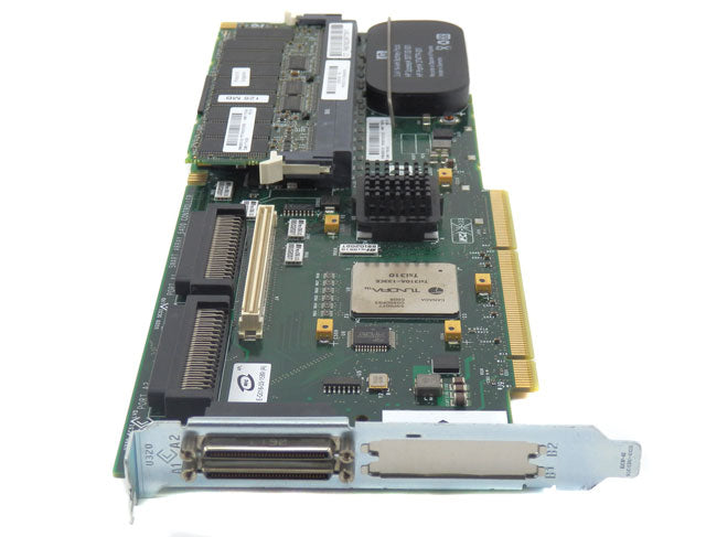 HP 322391-001 Compaq PCI-X RAID Smart Array 6400 Controller Card w/ 128MB Cache