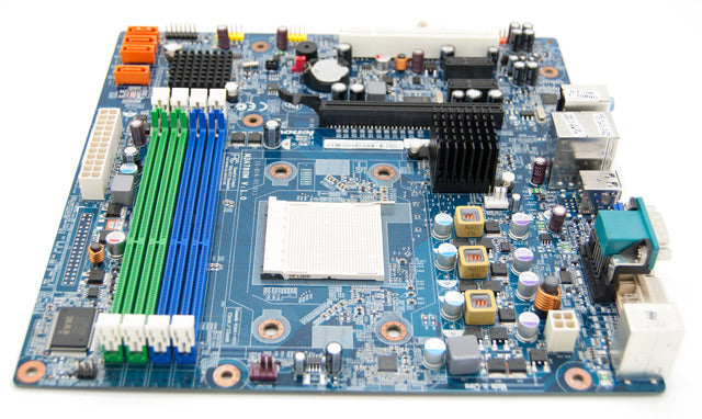 IBM Lenovo AMD RS760 mATX GA FDVI with TPM Motherboard for ThinkCentre M75e FRU:03T6627