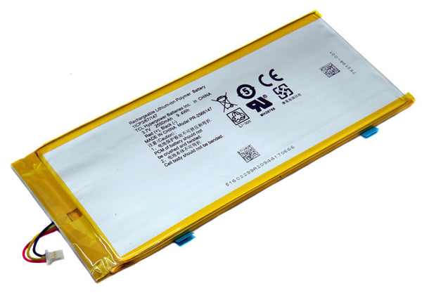 "HP Slate 7 Plus 1301 7"" Android Tablet Battery 3.7V 2550mAh PR-2566147"