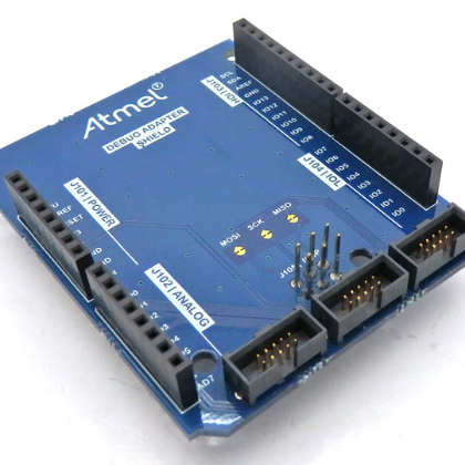 Atmel Debug Adapter Shield for Arduino Xpro ATARD-DBGADPT