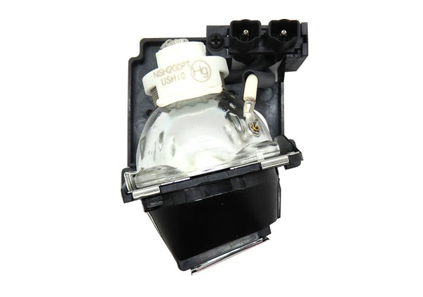 Dell 0K7218 Lamp and Housing for Dell 1100MP DLP Projector