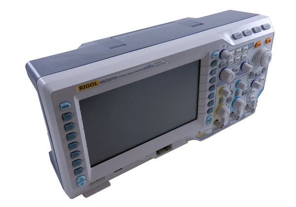 Rigol MSO2072A 70MHz 2-Channel Digital Oscilloscope w/ 16 Logic Channels