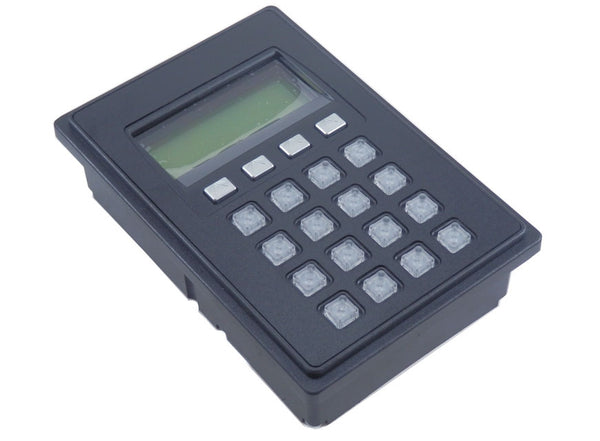Storm 5000 Series 16 Key Polymer Integrated Keypad and Display FT4K0903
