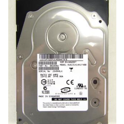 Hitachi OEM 147GB 15K Fibre Channel HDD HUS151414VLF400