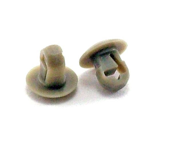 100 Pack of Panduit Push Button Mounts PBMS-H25-C14
