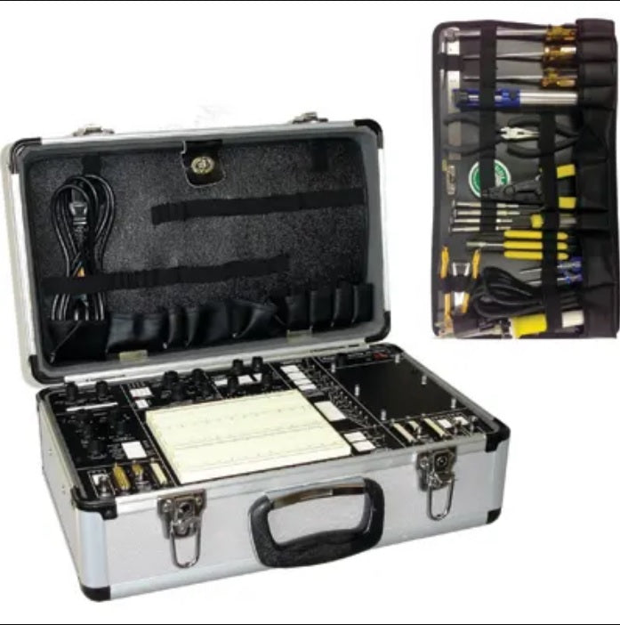 Knight Electronics ML2010 Mini Lab With 10099 Tool Kit ML2010TP