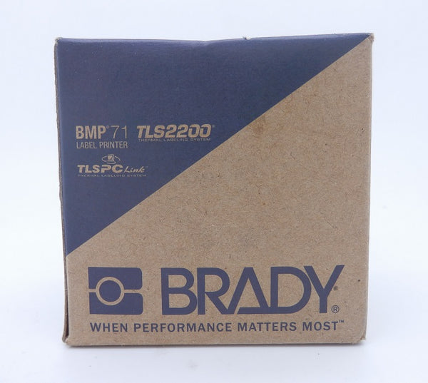 Brady PermaSleeve Cable Marker Heat Shrink Sleeve - 250 / Roll PTS-0.95-1000-321
