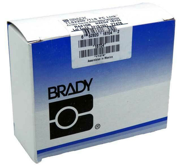 Brady R4410 RED Series TLS2200 & TLS PC Link Printer Ribbon