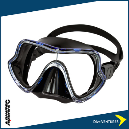 Aquatec MK-600 Single Lens Mask | Dive.VENTURES
