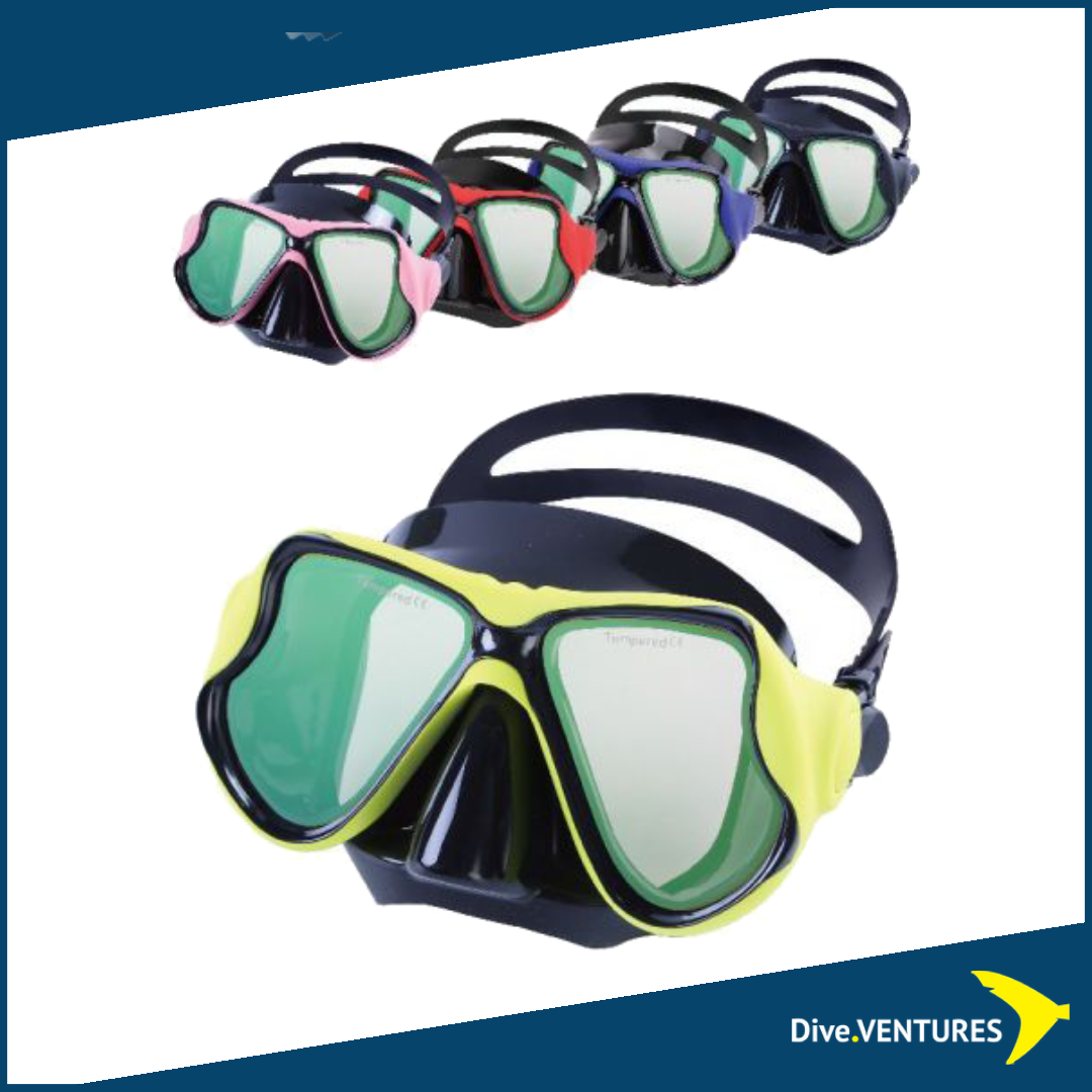 Aquatec MK-430 Diving Mask | Dive.VENTURES