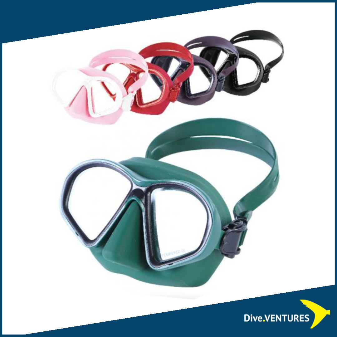 Aquatec MK-410 Diving Mask | Dive.VENTURES