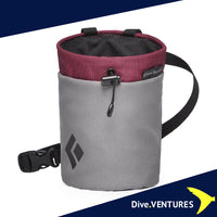 Black Diamond Repo Chalk Bag - Light Grey S/M