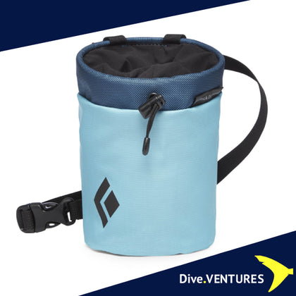 Black Diamond Repo Chalk Bag - Ocean Size S/M