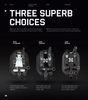 XDeep Zeos 3 Superb Choices |  Dive.VENTURES