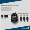 XDeep Zeos Standard Set Modular Weight System | Dive.VENTURES