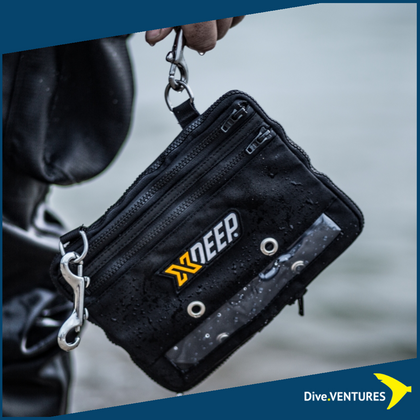 XDEEP Stealth 2.0 Expandable Cargo Pouch | Dive.VENTURES