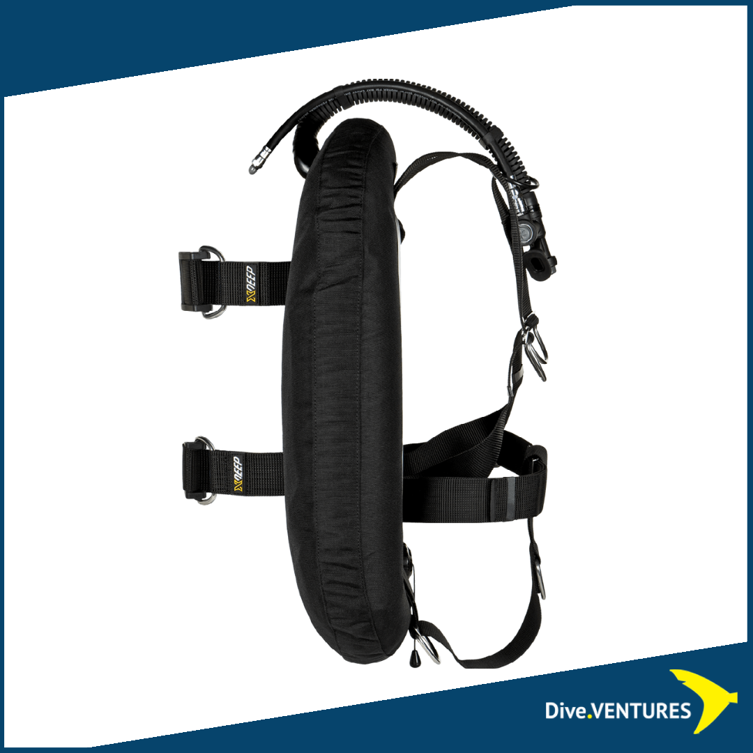 XDeep Zeos Standard Set Scuba Diving BC | Dive.VENTURES