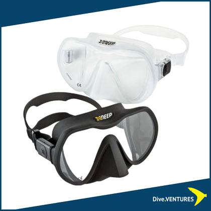 XDeep Frameless Mask  | Dive.VENTURES