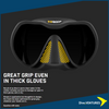 XDeep Frameless Mask Grip | Dive.VENTURES