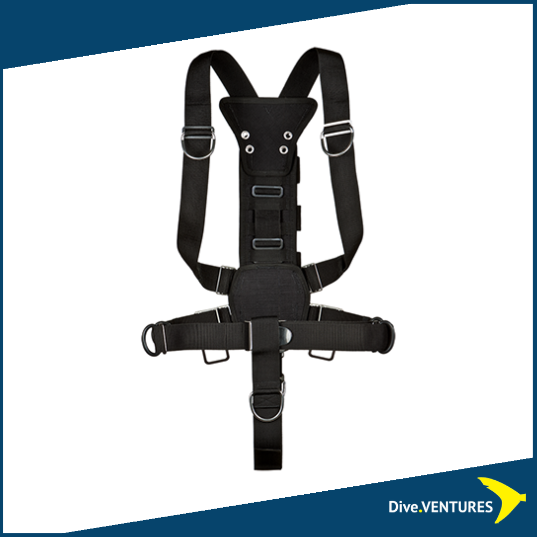 XDeep Stealth 2.0 Harness Only | Dive.VENTURES