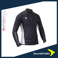 Sharkskin Chillproof Longsleeve Chest Zip Male