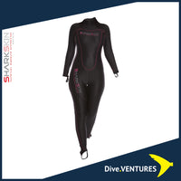 Sharkskin Chillproof 1 Piece Suit Female