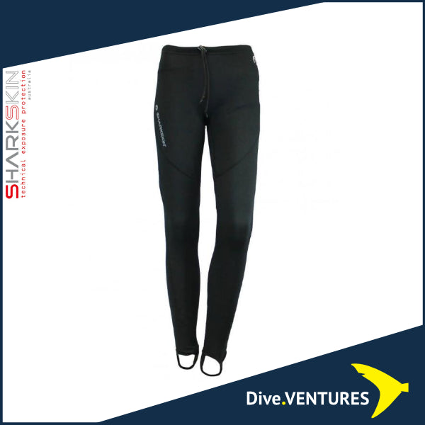 Sharkskin Titanium Chillproof Longpants Female
