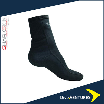Sharkskin Titanium Chillproof Sock