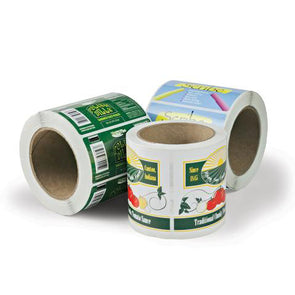 Increase your brand identity and exposure in a countless number of ways by using attractive roll labels from PrintSource360.