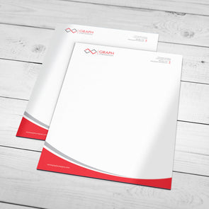 Provide your clients and prospects a great first impression of your company with professionally printed letterhead from PrintSource360.