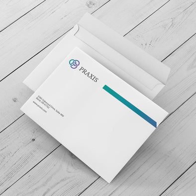Envelopes - Announcement & Note Card - 70lb. Smooth Text Bright White, Uncoated