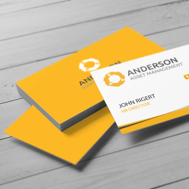 Business Card - 14pt. Gloss Cover, High-Gloss UV Coating