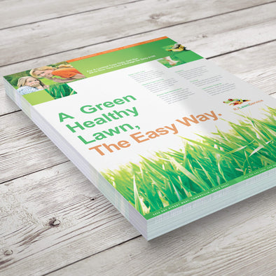 Flyers - 80lb. Gloss Book with Gloss Aqueous Coating