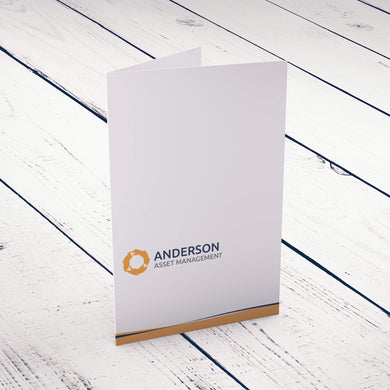 Note Card - 14pt. Gloss Cover with High-Gloss UV Coating