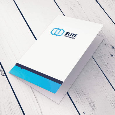 Note Card - 16pt. Matte Cover with Satin Aqueous Coating