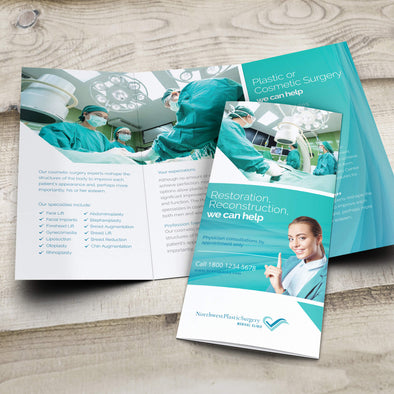 Brochure - 70lb. Smooth Text, Uncoated