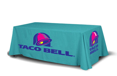 Table Cover - Full-Color (8ft.)