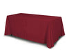 Table Cover - Solid Assorted Colors (6ft. and 8ft.)