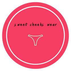 Sweet Cheeks Wear your sexy cotton underwear