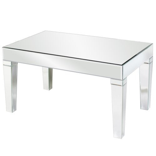 Howard Elliott 11095 Mirrored Coffee Table