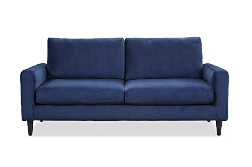 Sofab Alexandria Series 2-Seat Sofa, Modern Living Room Couch Made with Long Lasting Materials and Sturdy Wood Frame Construction - 73