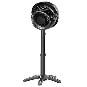 "Vornado 40"" Vortex 7803 Sleek and Slender, Powerful Whole Room Air Circulator with 3 Easy-To-Use Speed Controls and Adjustable Stand - Black"