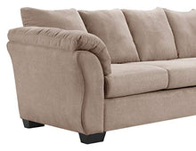 Load image into Gallery viewer, Truly Home UPH10131C Gaines Sofa, Tan