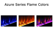Load image into Gallery viewer, Napoleon EFL42S Azure Series Wall Mount/Built-In Electric Fireplace, 42 Inch