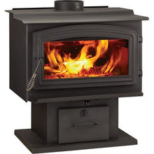 Load image into Gallery viewer, WoodPro Wood Stove - 90,000 BTU, EPA-Certified, Model# WS-TS-2000